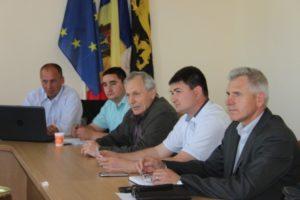 Servicii moderne de alimentare cu apă pentru localitățile raionului Leova