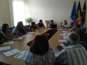 Ședința cu Comitetul Local de Cetățeni