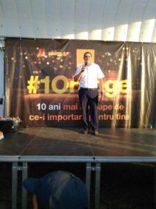 Mesajul de felicitare a Primarului de Iargara Eugeniu Mutaf cu ocazia Zilei Independenței