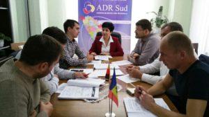 Ofertele depuse în cadul licitației publice pentru construcția apeductului magistral Leova-Iargara, evaluate de specialiștii ADR Sud și experții GIZ