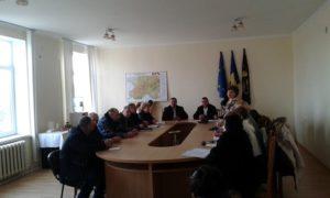 Ședința în deplasare a echipei mobile a Biroului de Informații și Servicii