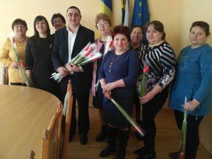 A devenit deja o traditie frumoasa ca in ajunul Zilei Internationale a Femeiei, Primaria Iargara sa aduca zimbet pe fata femeilor din orasul nostru!