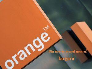 """Compania Î.M. """"Orange Moldova"""" S.A, organizeazămai multe activități social-culturale în orașul Iargara"""