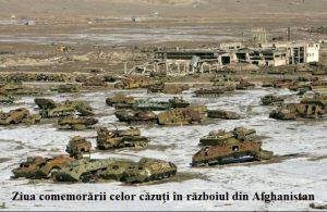 Să ne trăiți,  Stimați participanți la războiul  din Afganistan!