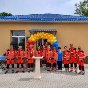 Deschiderea oficială PAMU Iargara, raionul Leova